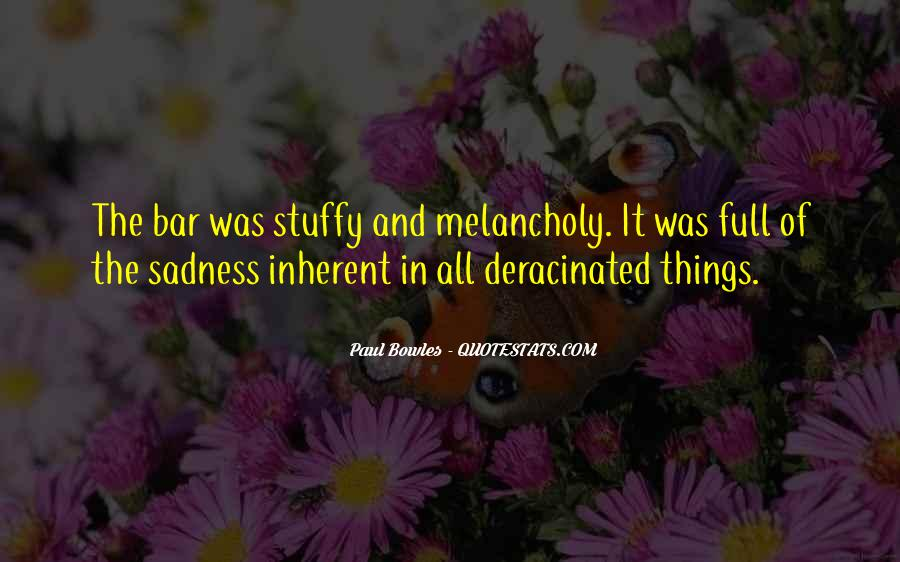 Paul Bowles Quotes #995758