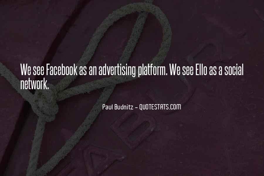 Paul Budnitz Quotes #1189485