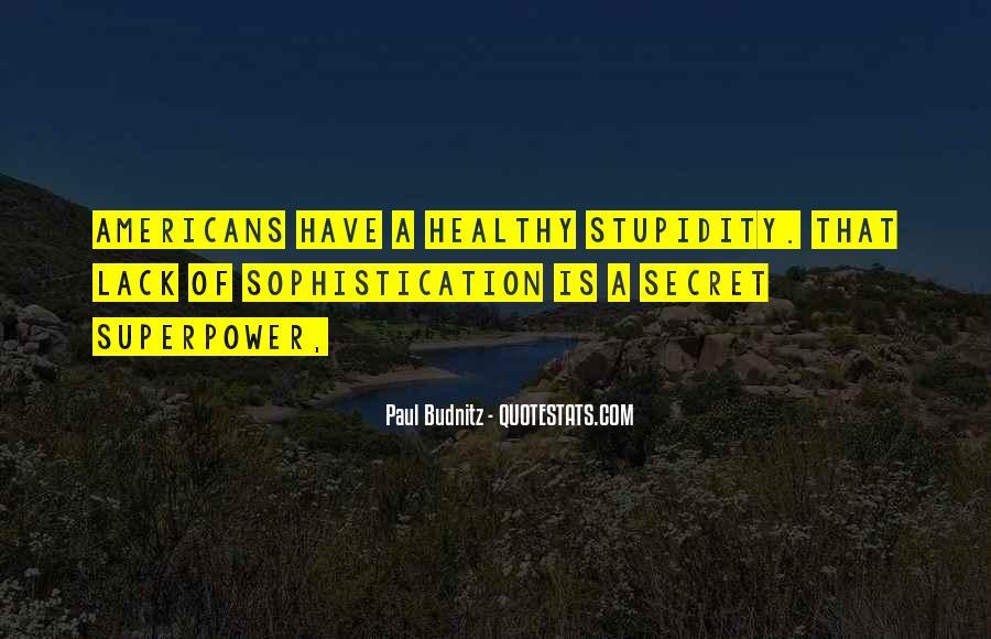 Paul Budnitz Quotes #1822336