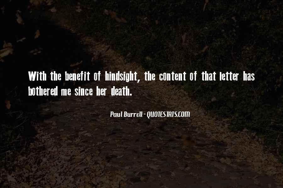 Paul Burrell Quotes #319651