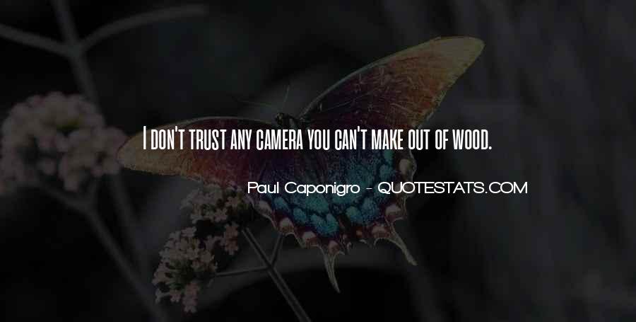 Paul Caponigro Quotes #1062758