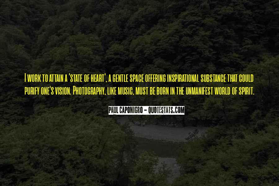 Paul Caponigro Quotes #628877