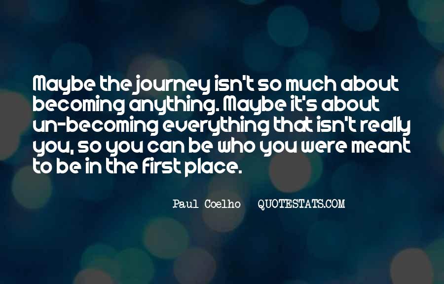 Paul Coelho Quotes #1743992