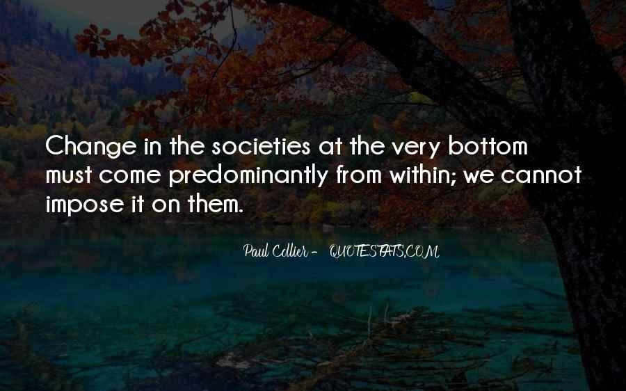 Paul Collier Quotes #1217536