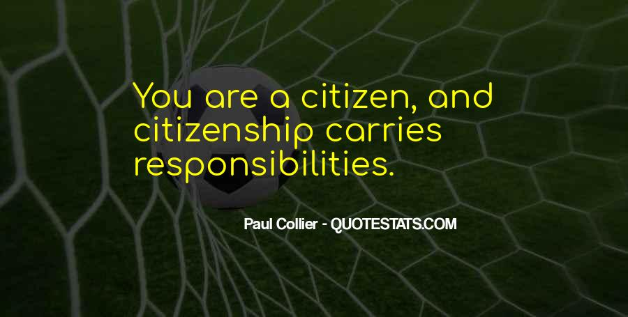 Paul Collier Quotes #1560075