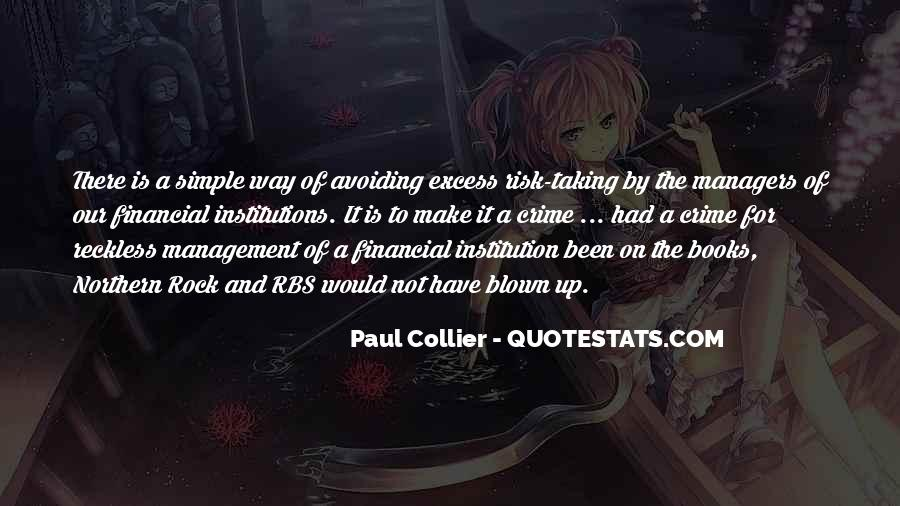 Paul Collier Quotes #427060