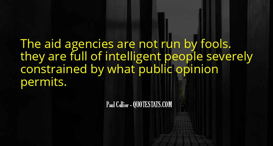 Paul Collier Quotes #516501