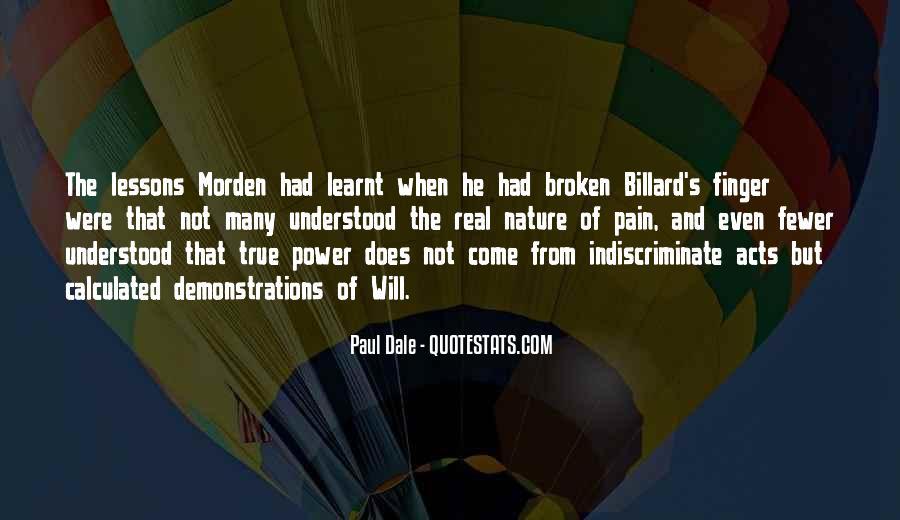 Paul Dale Quotes #1251937