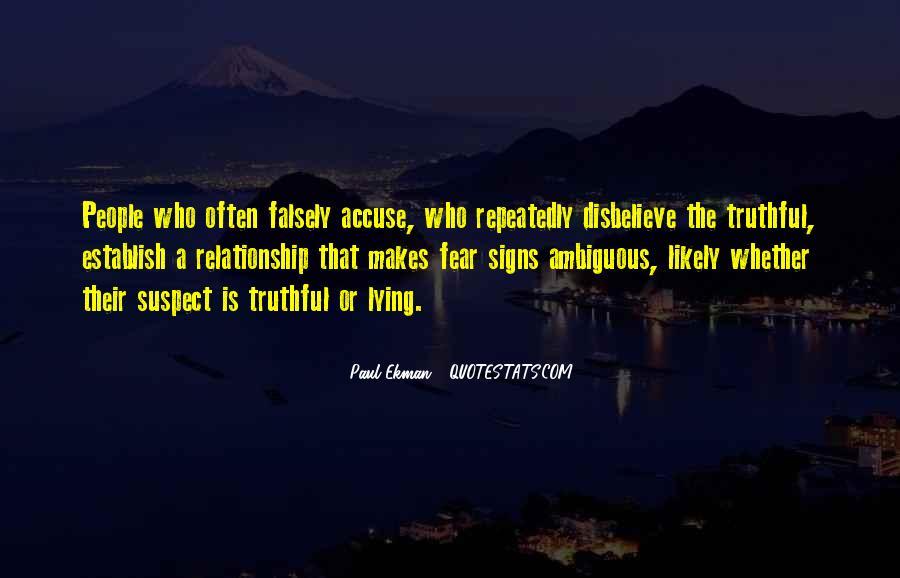 Paul Ekman Quotes #1610978