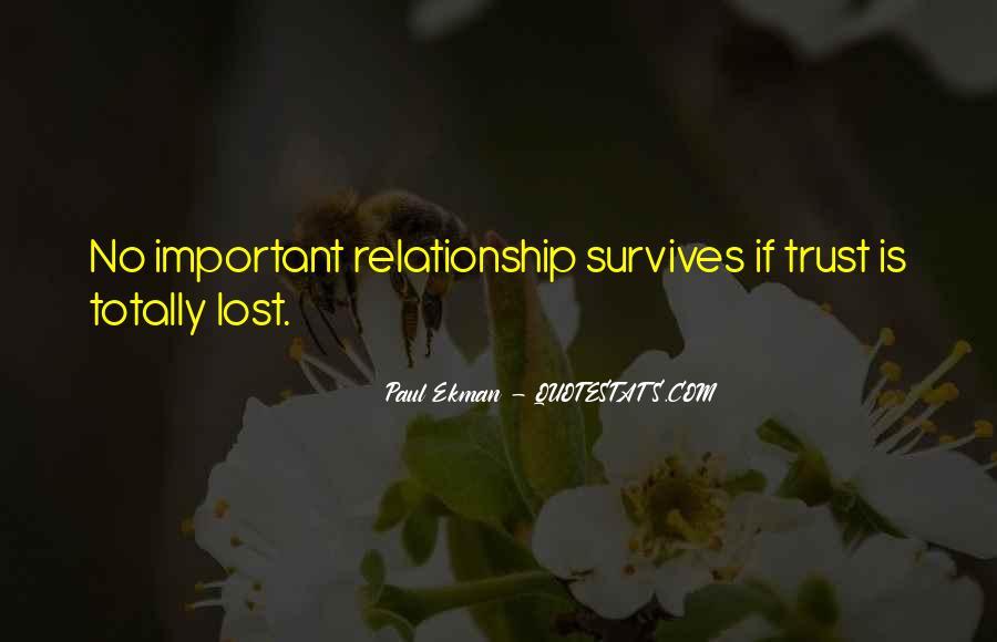 Paul Ekman Quotes #324676