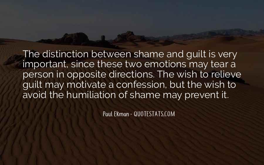 Paul Ekman Quotes #685709