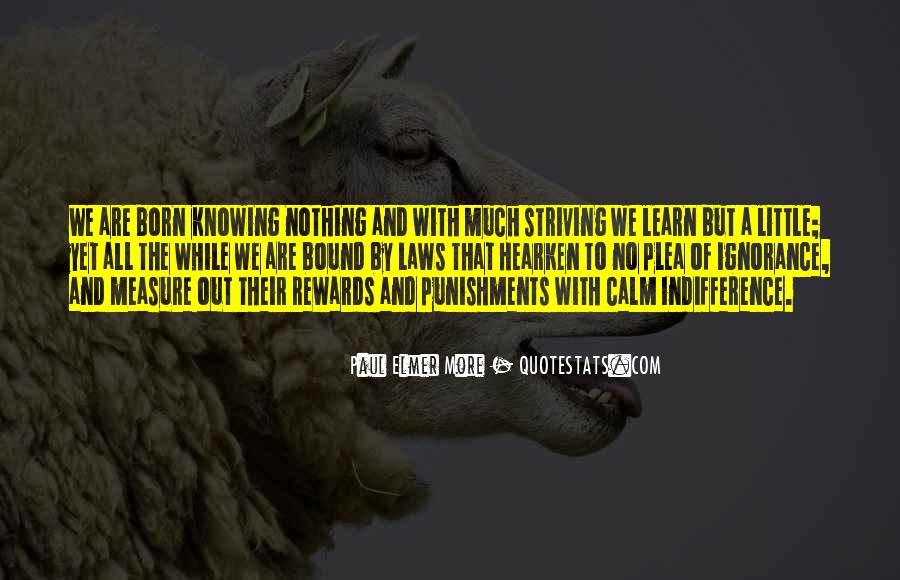 Paul Elmer More Quotes #286729