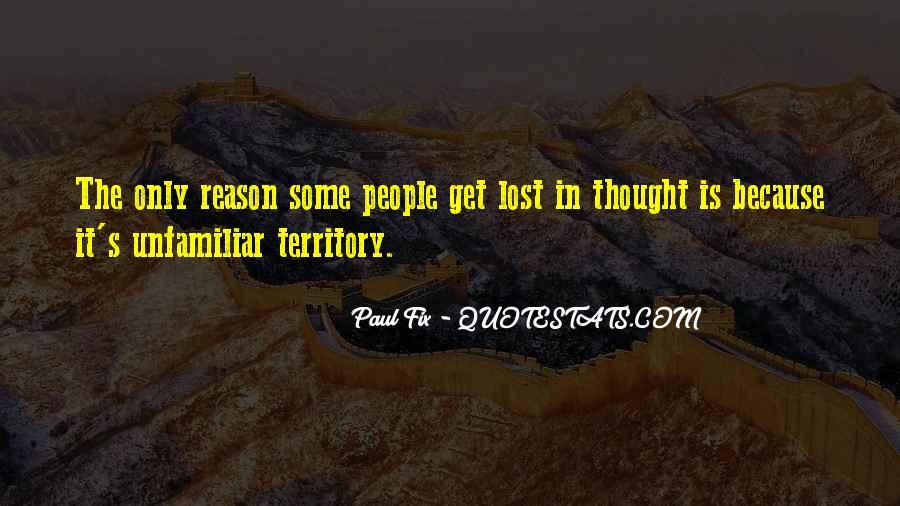 Paul Fix Quotes #874517
