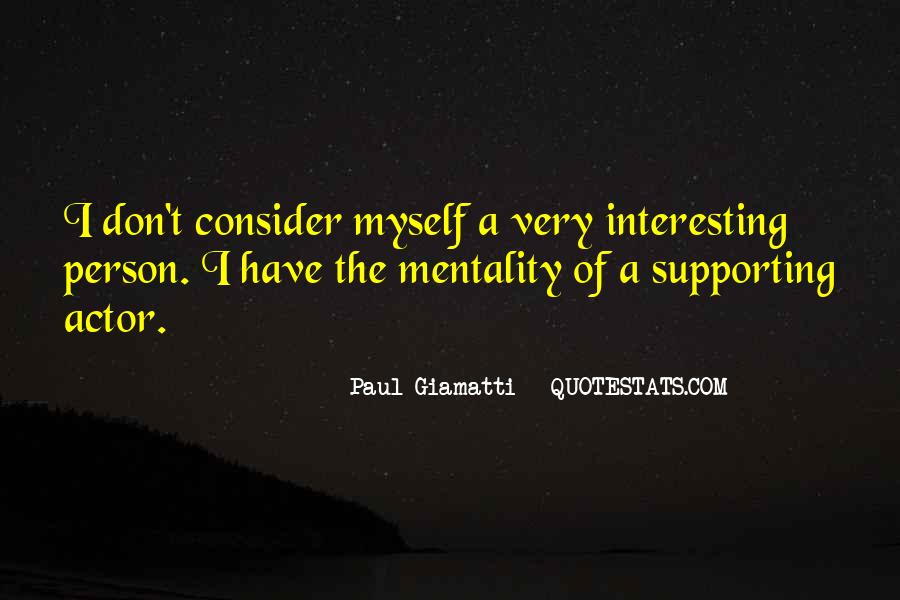 Paul Giamatti Quotes #1514252