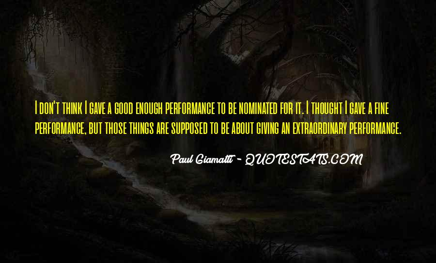 Paul Giamatti Quotes #1627992