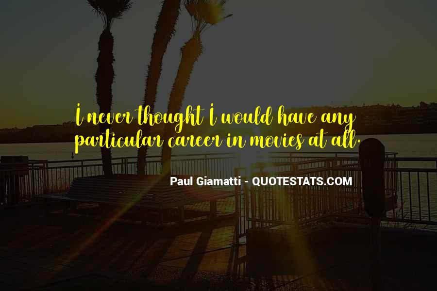 Paul Giamatti Quotes #1632736