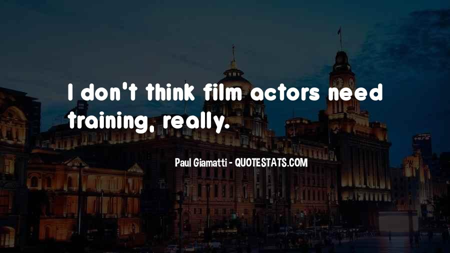Paul Giamatti Quotes #52513