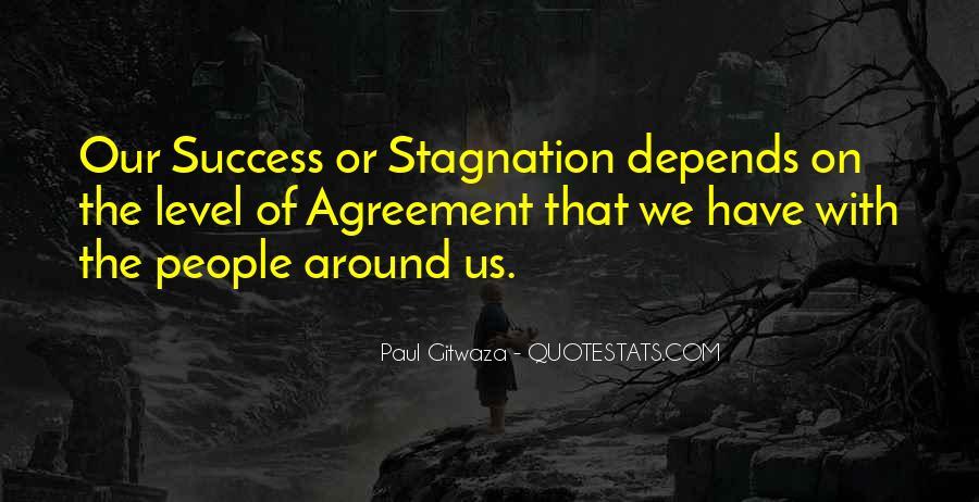 Paul Gitwaza Quotes #1154843