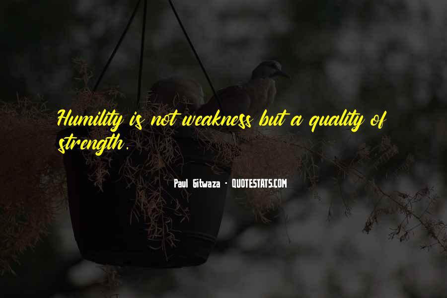 Paul Gitwaza Quotes #1193531