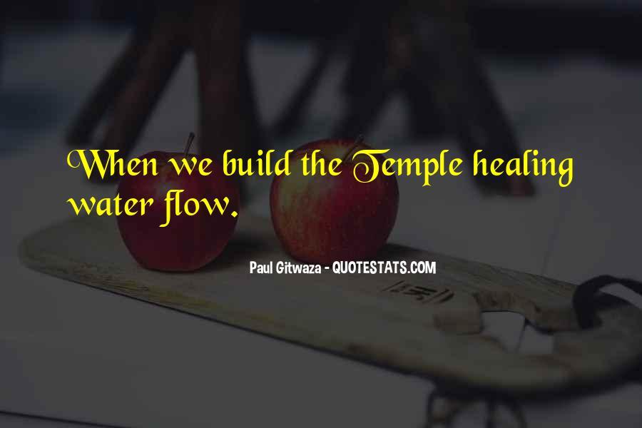 Paul Gitwaza Quotes #1214995