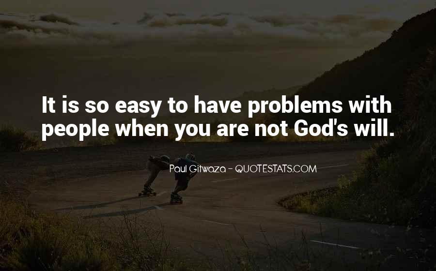 Paul Gitwaza Quotes #1250148