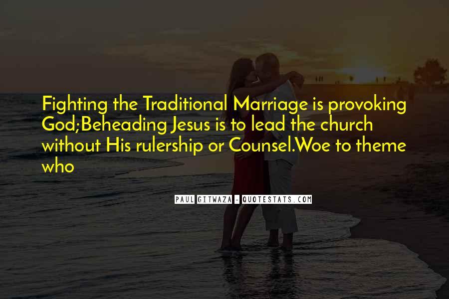 Paul Gitwaza Quotes #1290037