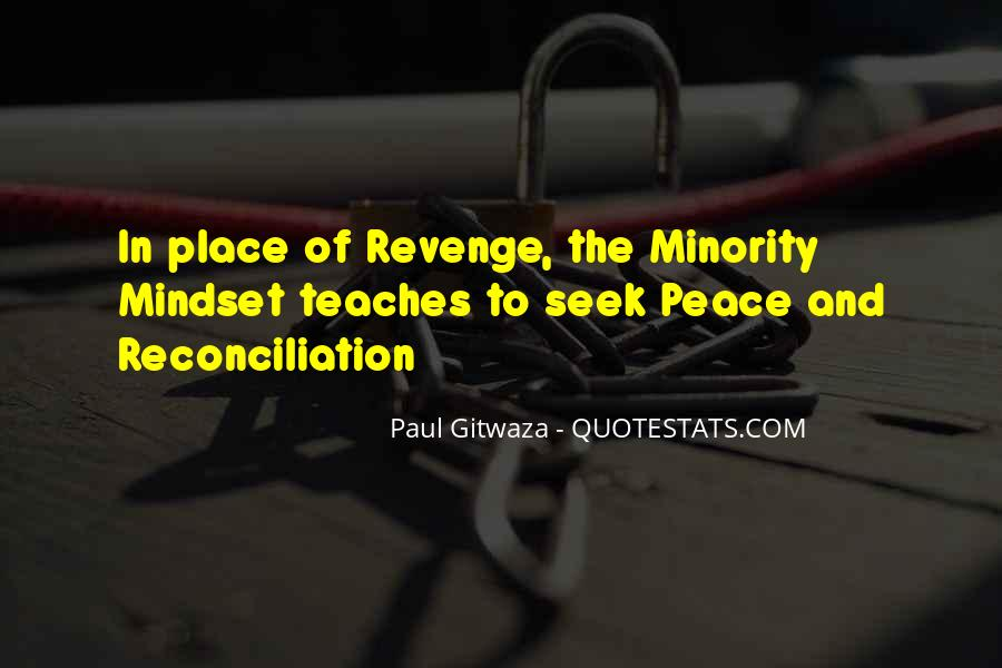 Paul Gitwaza Quotes #1341815