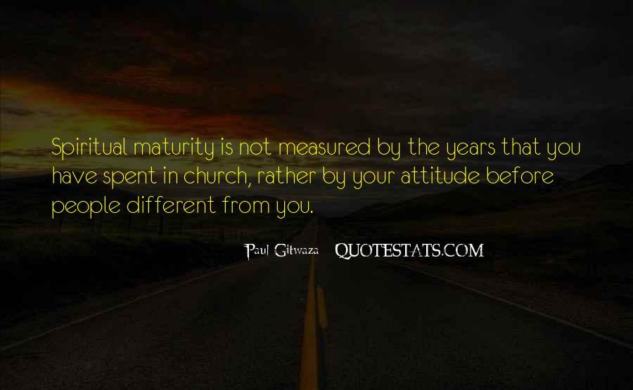 Paul Gitwaza Quotes #1400397