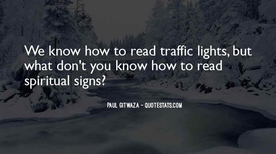 Paul Gitwaza Quotes #1462476
