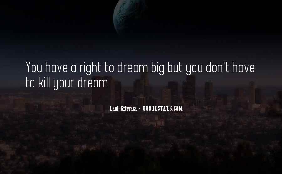 Paul Gitwaza Quotes #1626628