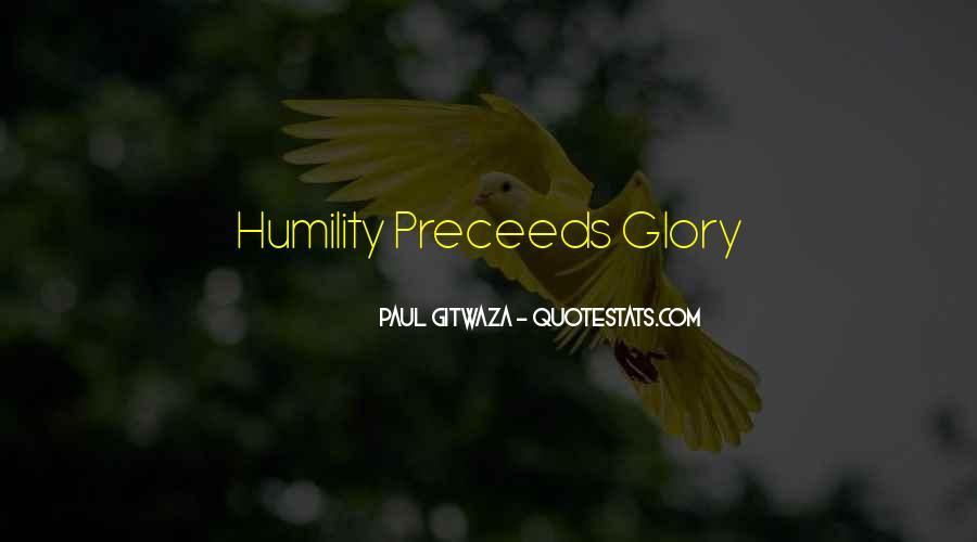 Paul Gitwaza Quotes #1785605