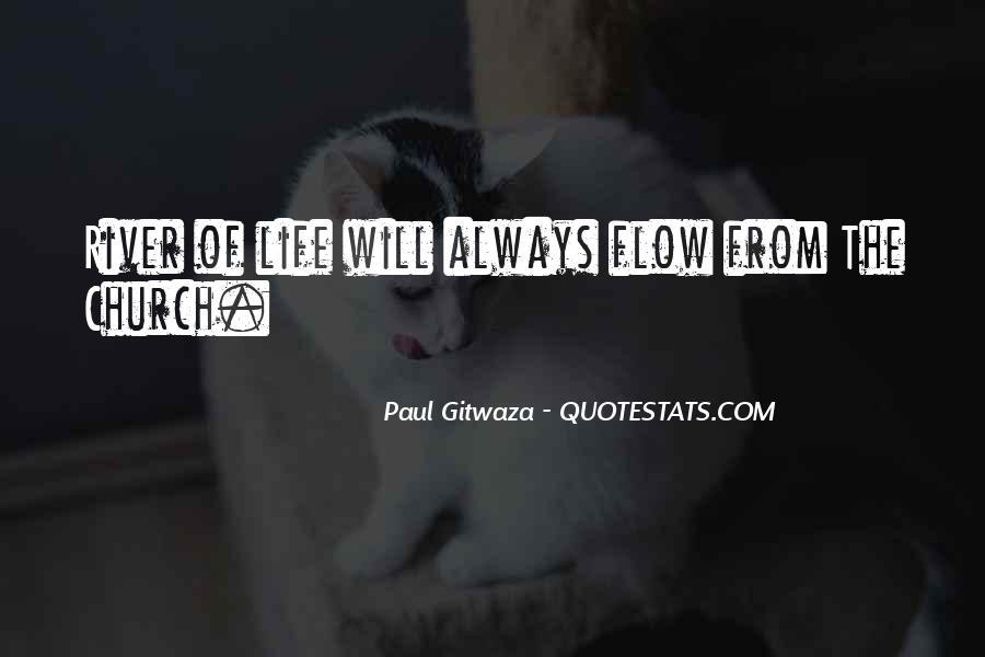 Paul Gitwaza Quotes #213336