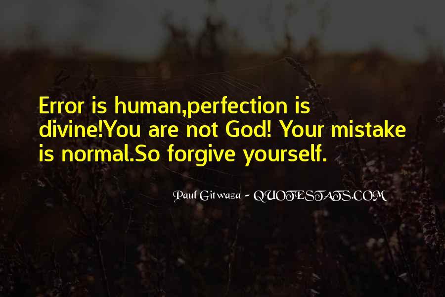 Paul Gitwaza Quotes #223905