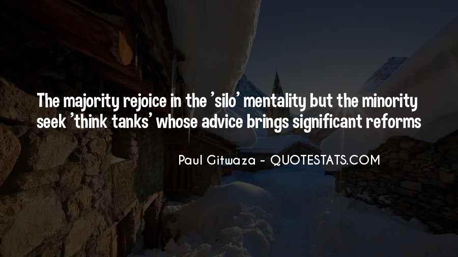 Paul Gitwaza Quotes #668160