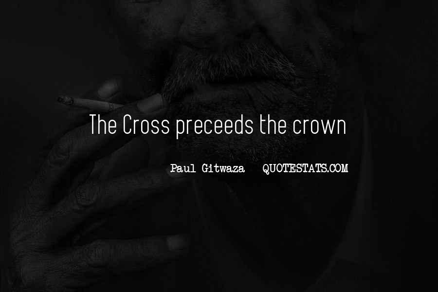 Paul Gitwaza Quotes #933378