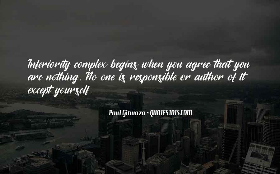 Paul Gitwaza Quotes #996556