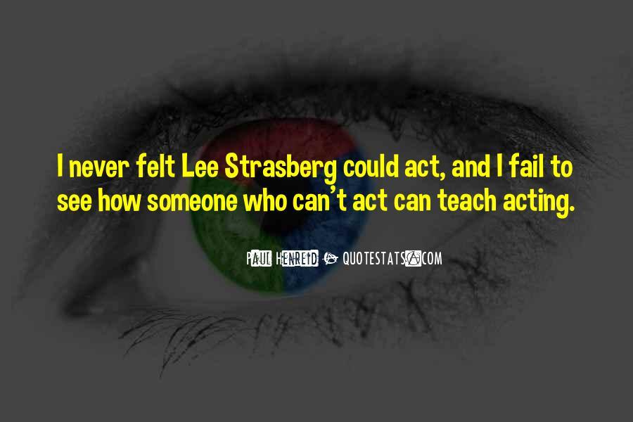 Paul Henreid Quotes #61377