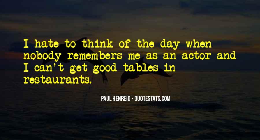 Paul Henreid Quotes #948693