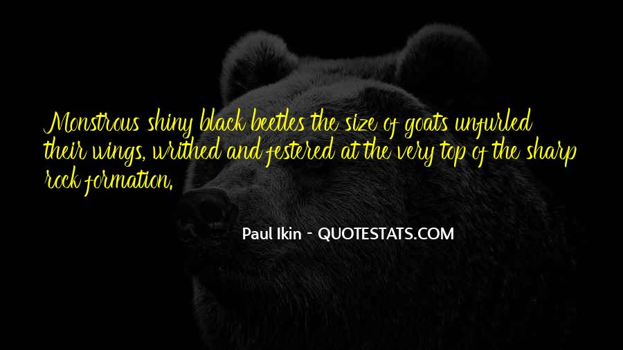 Paul Ikin Quotes #20062