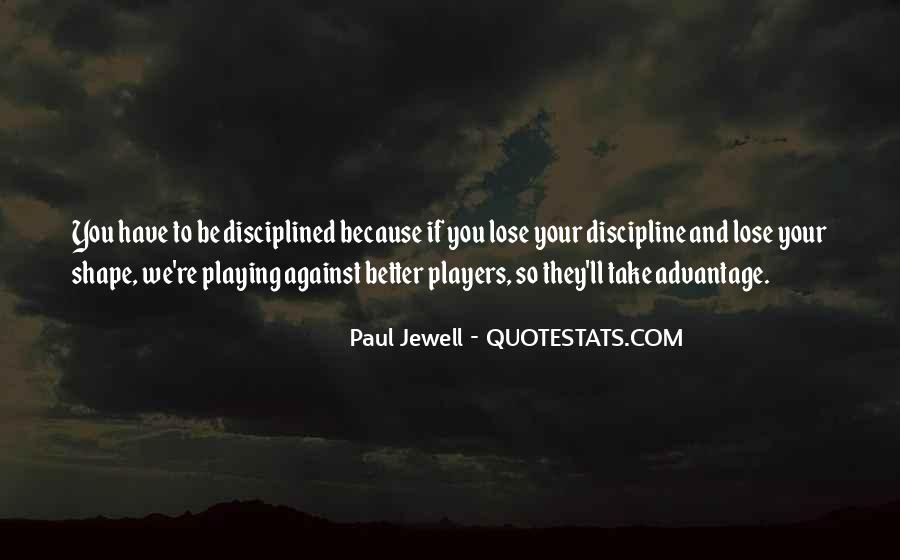 Paul Jewell Quotes #1478775