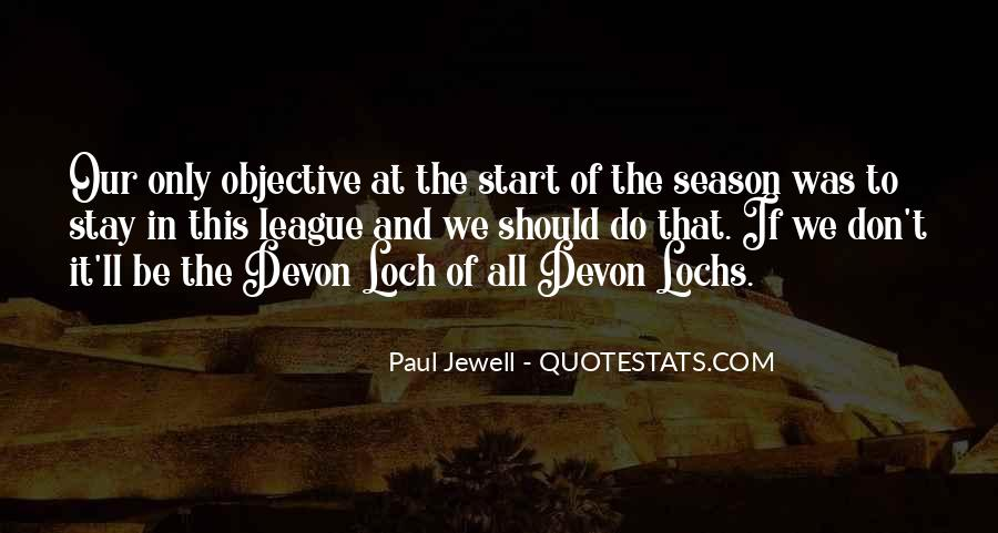 Paul Jewell Quotes #838375