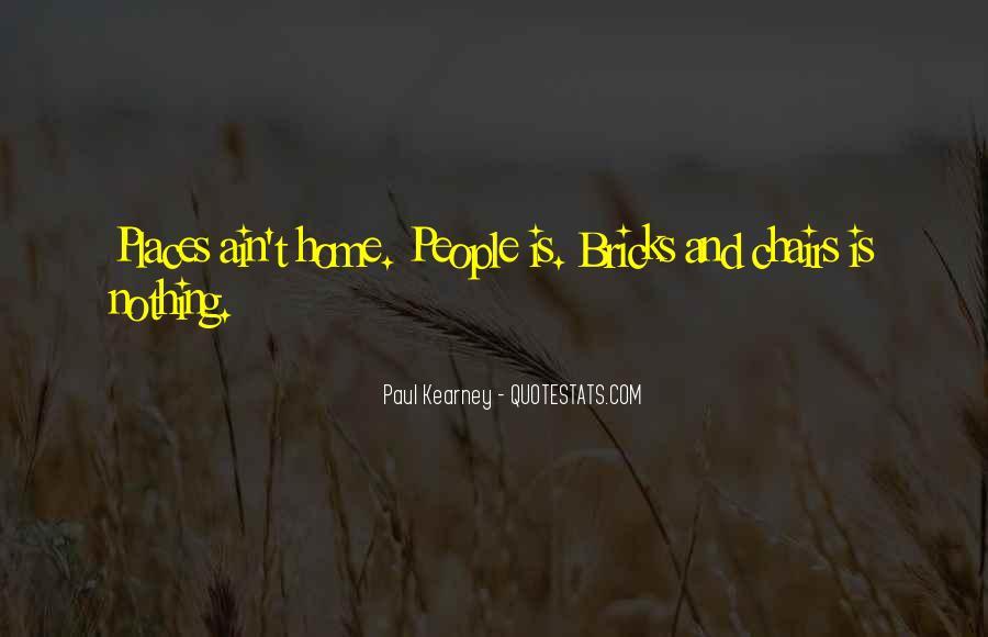 Paul Kearney Quotes #137740