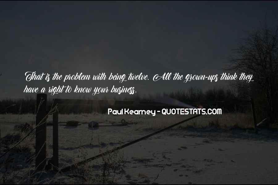 Paul Kearney Quotes #378707