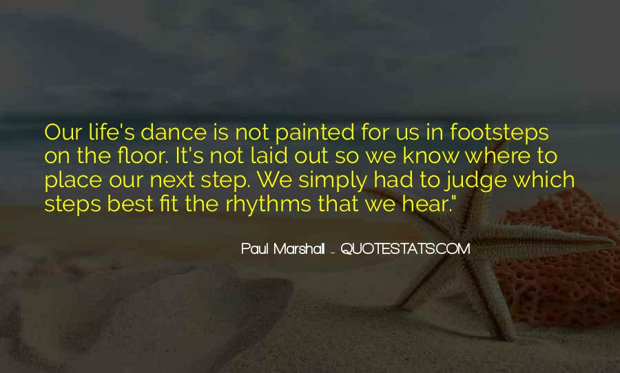 Paul Marshall Quotes #1428206