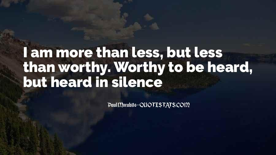 Paul Morabito Quotes #1838210