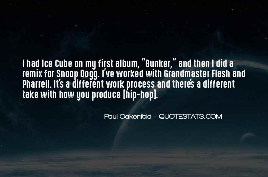 Paul Oakenfold Quotes #123176