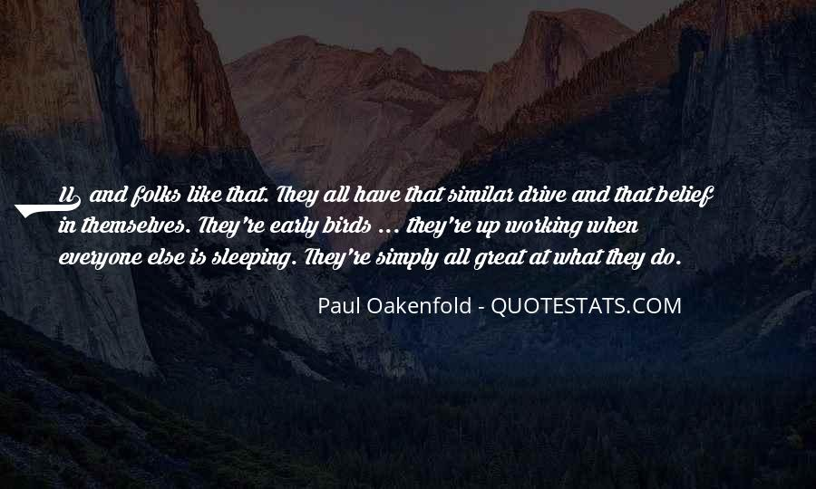 Paul Oakenfold Quotes #1637850
