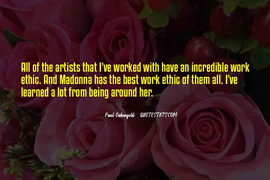 Paul Oakenfold Quotes #1685079