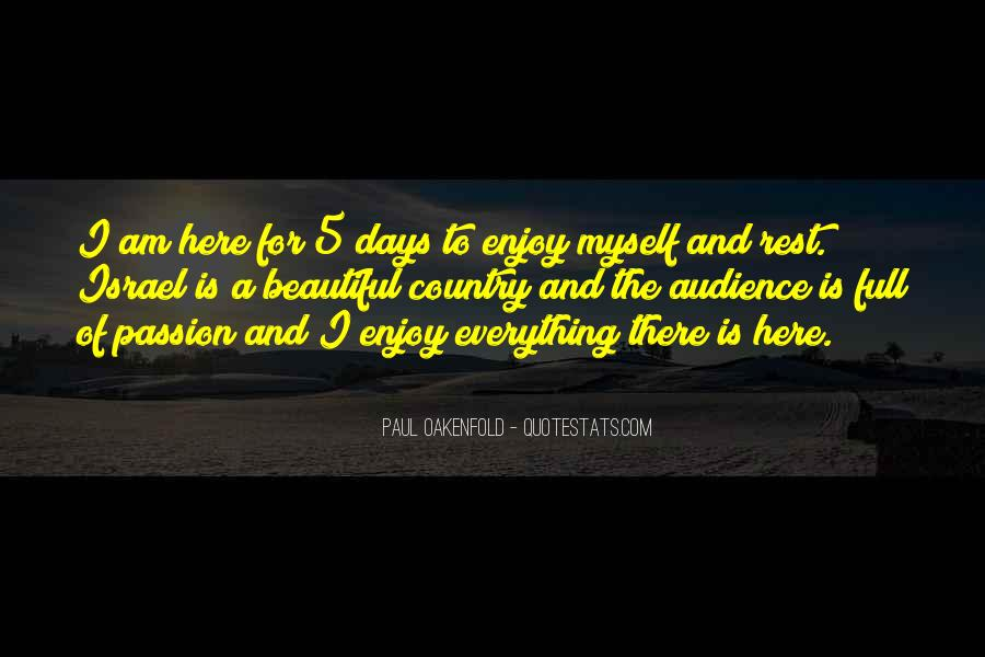 Paul Oakenfold Quotes #645321