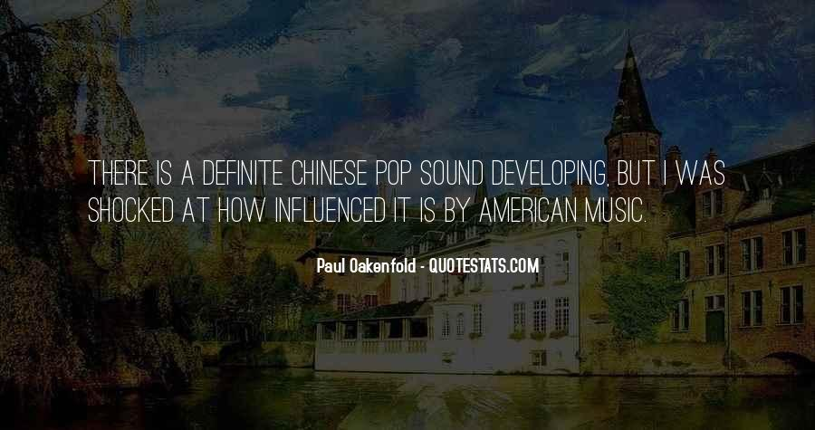 Paul Oakenfold Quotes #800650